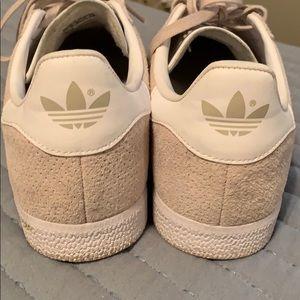 adidas Shoes - Adidas Gazelle Tan Suede Sneakers